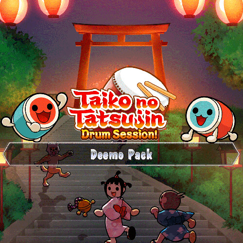 Taiko no Tatsujin: Drum Session! – Deemo Pack