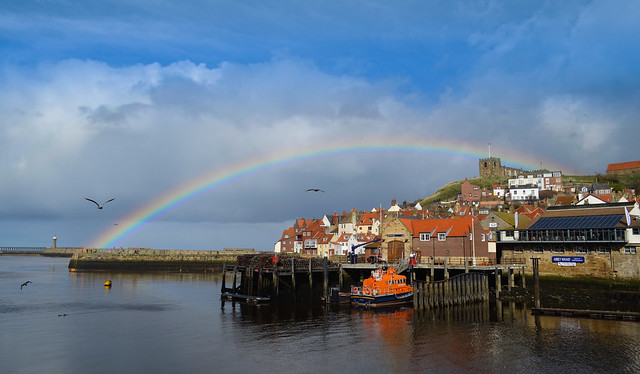 Whitby Rainbow