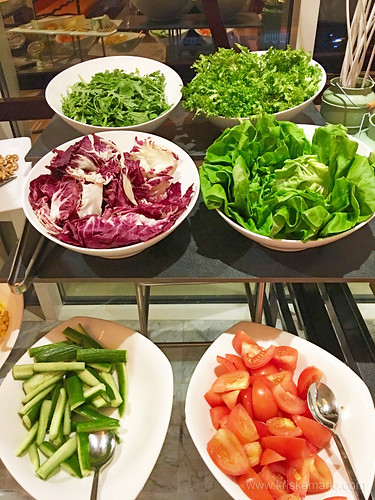 Make-your-own Salad from Fusion