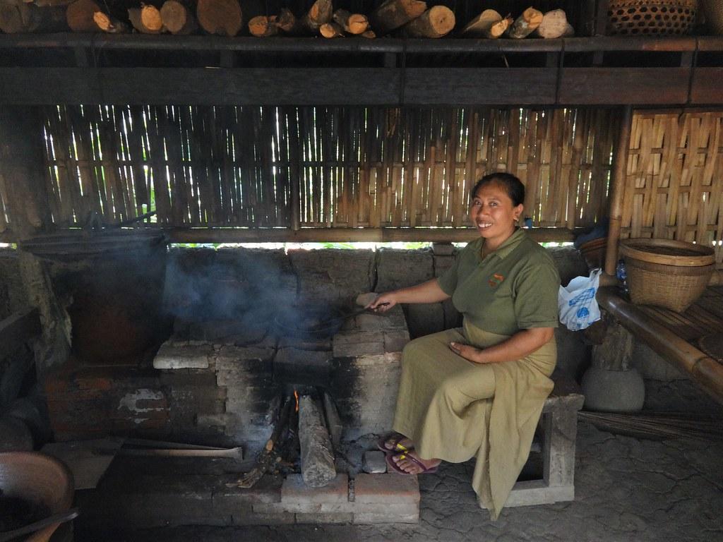 Proces produkcji kawy kopi luwak
