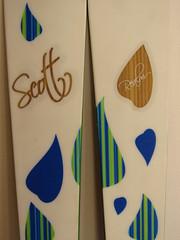 Dámské lyže Scott Realm 156cm - titulní fotka
