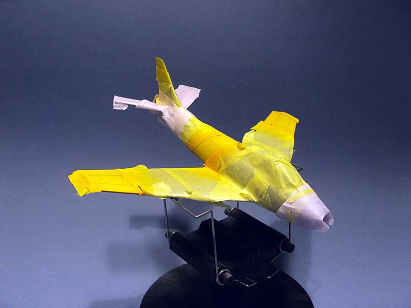 F-86 Sabre (Airfix 1/72) - Sida 2 44903981922_9e053580cb_b