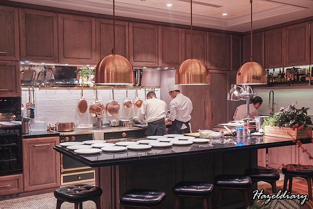 Capella Christmas 2018-Chef's Table