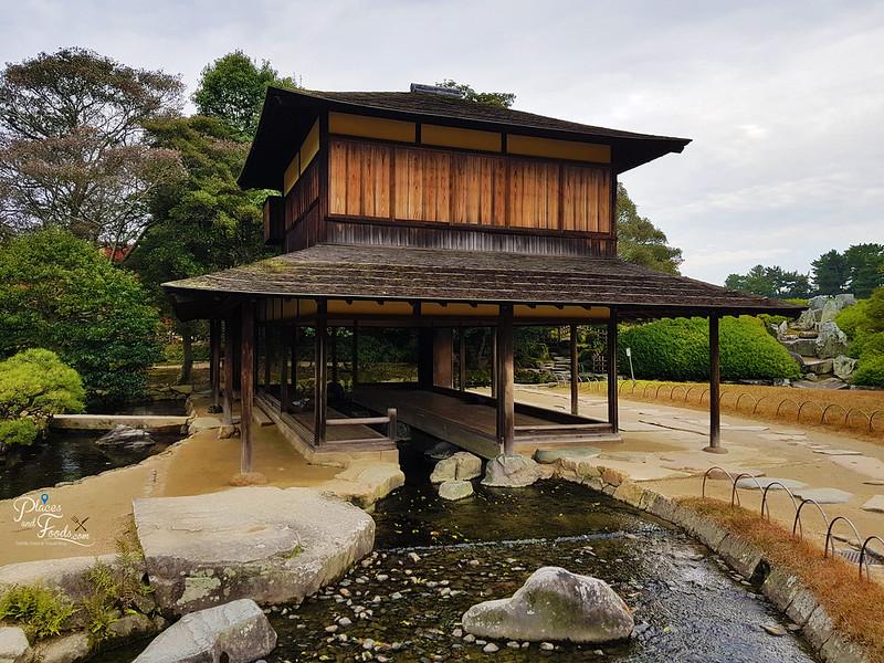 okayama garden pavilion