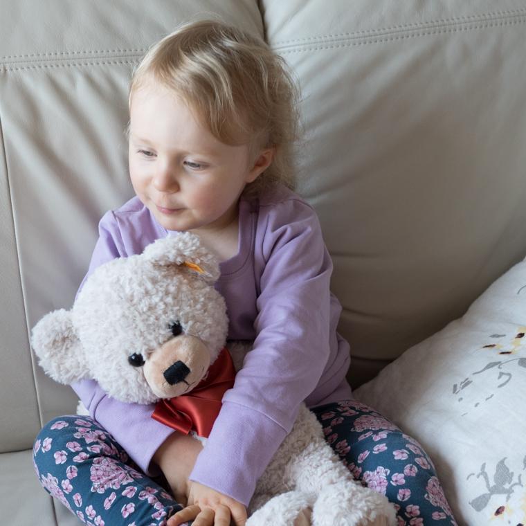 Steiff Lily teddybear 3