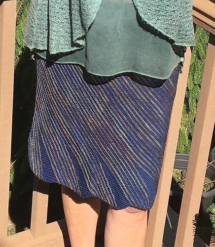 Natalie's Swirl Skirt