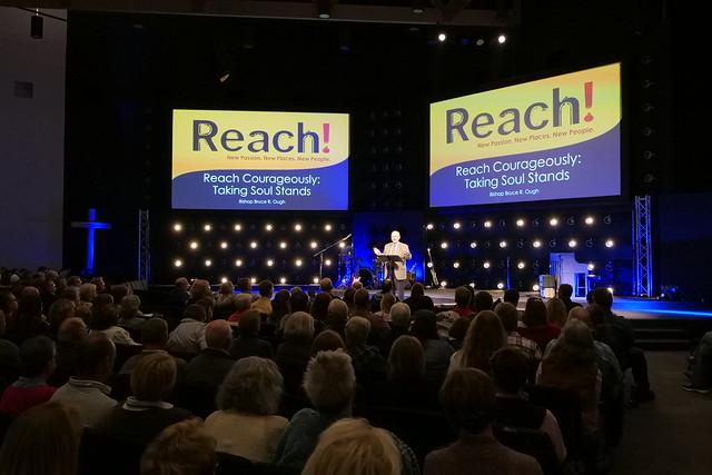Reach! October 2018