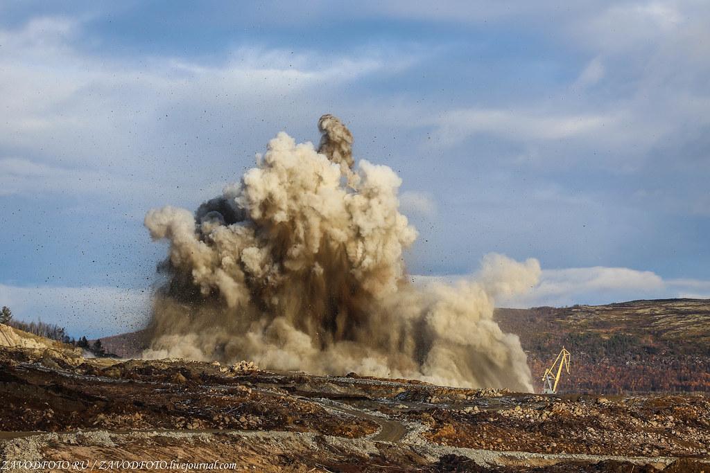 Почему в Мурманске опять взрывают