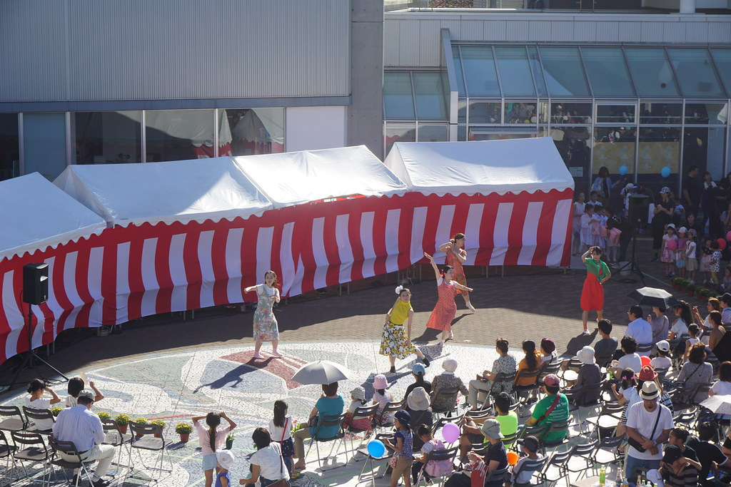 秋祭り(江古田)