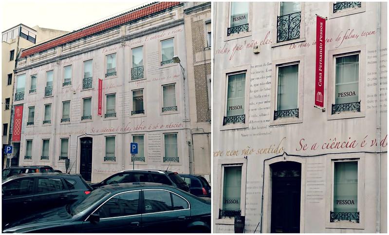 Onde morou Fernando Pessoa