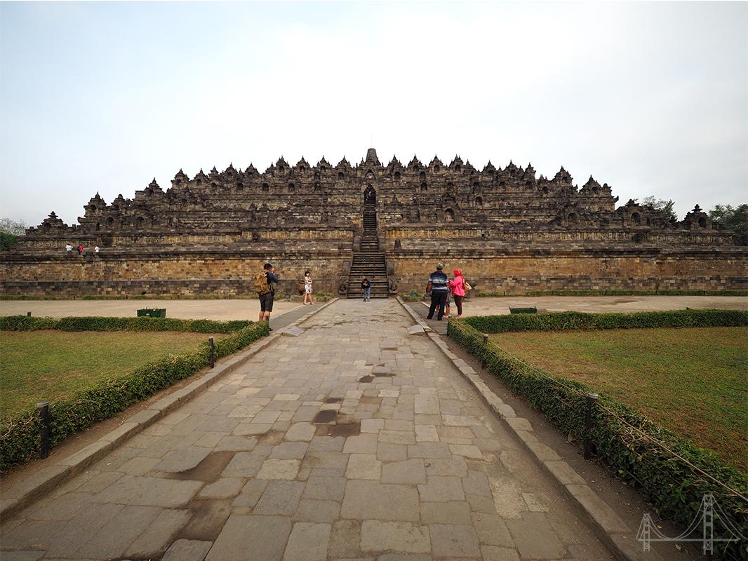 Borobudur婆羅浮屠0