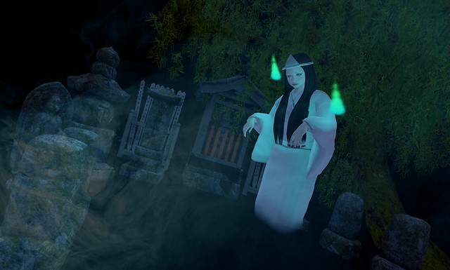 Japanese traditional ghosts