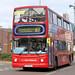 BUS0709 4472 BJ03EWC West Midlands Travel Moor Street Queensway Birmingham 07.10.2018