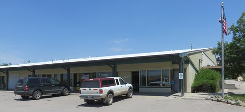 Post Office 82718 (Wright, Wyoming)