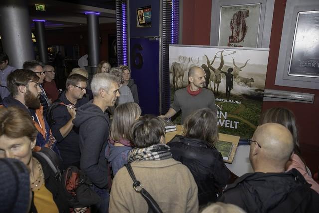 "Naturfotograf Markus Mauthe live zu ""An den Rändern der Welt"" - Oktober 2018"