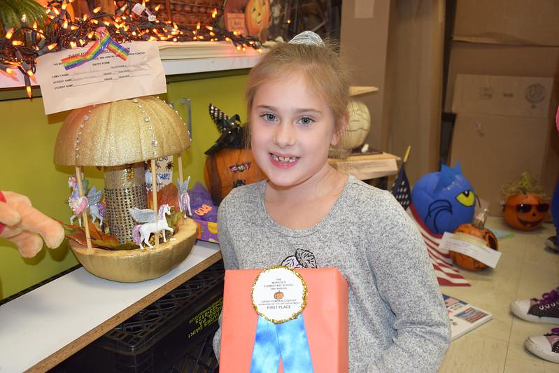 Moriches 39th annual Great Pumpkin Contest