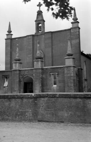 Valleymount Church, Co. Wicklow