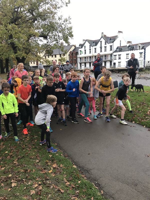 Keswick junior parkrun