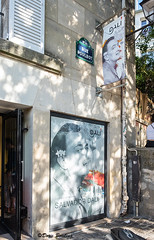 Espace Dali, Montmartre  2018