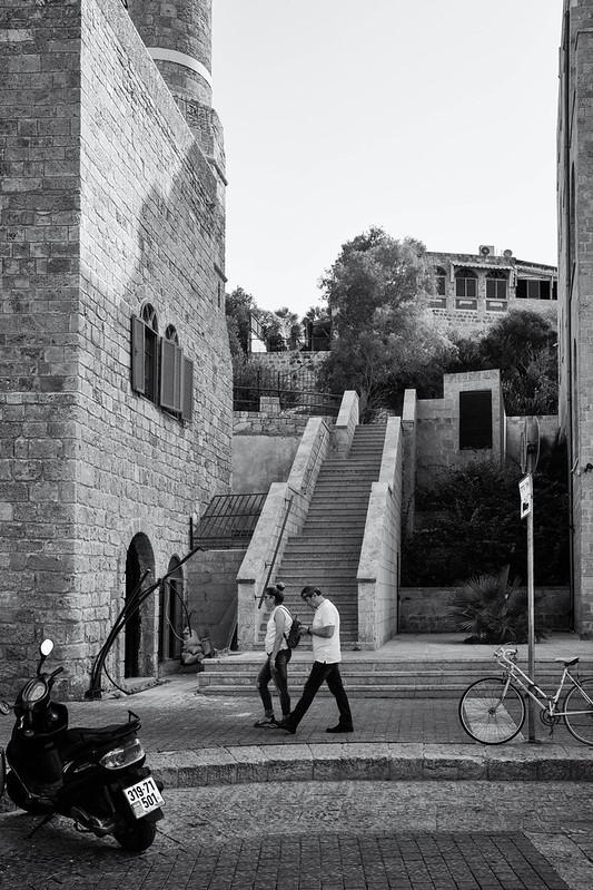 A Stroll in Jaffo