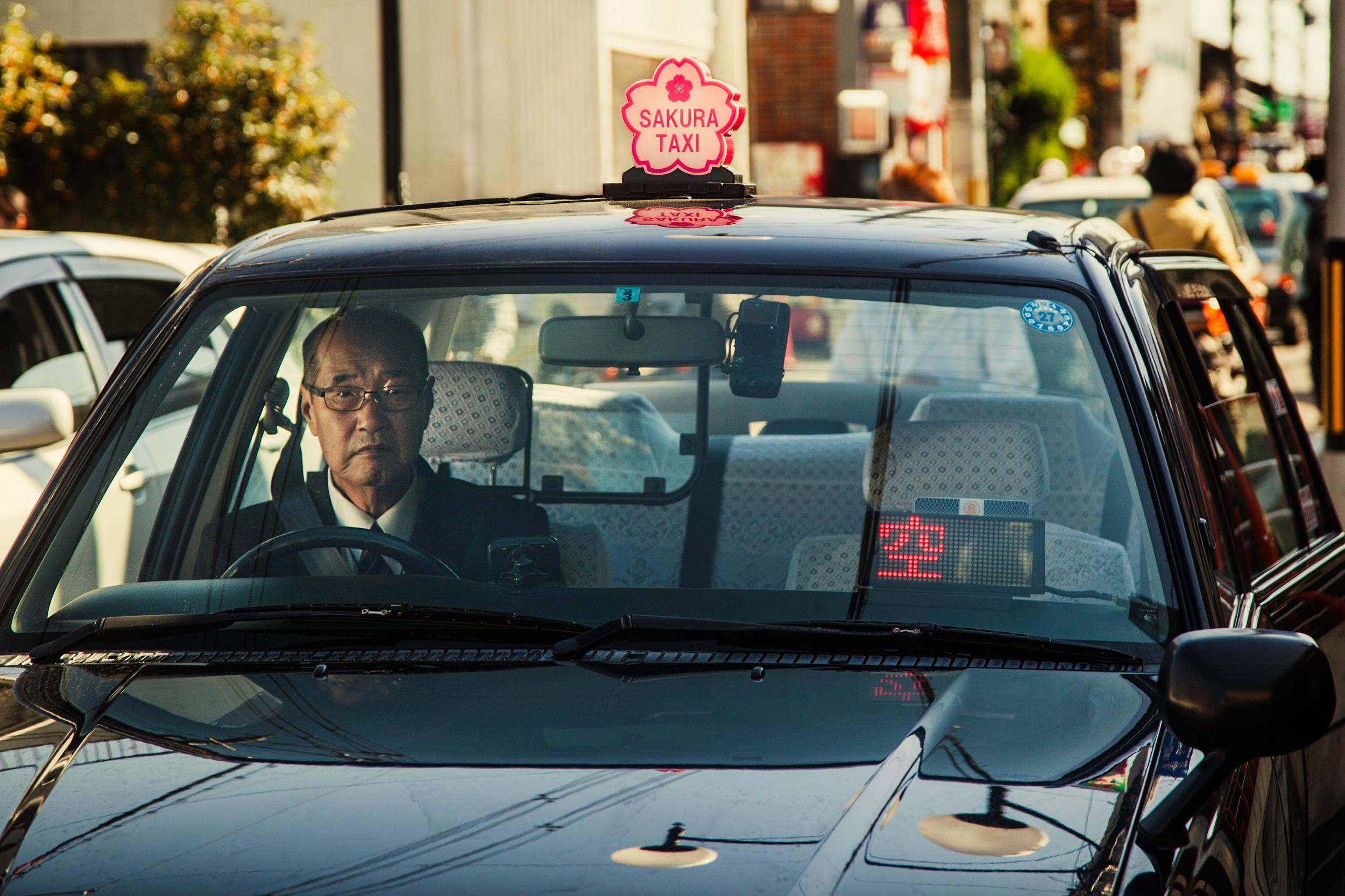 Sakura Taxi