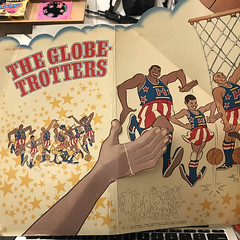 THE GLOBRTROTTERS:THE GLOBRTROTTERS(JACKET C)