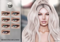 ::MD:: Jenny Catwa Eye Appliers + Mesh eyes [Unrigged]