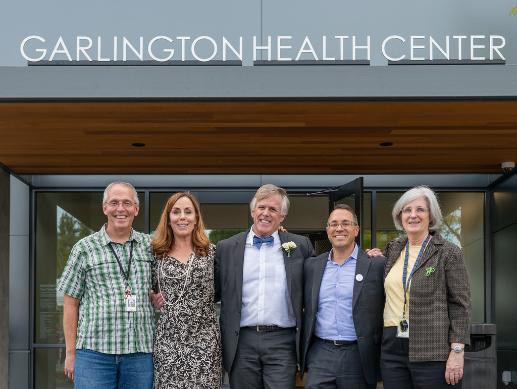 GARLINGTON Campus Campaign Celebration & Ribbon-Cutting Ceremony