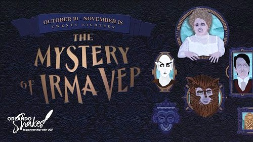 """The Mystery of Irma Vep"" at Orlando Shakespeare"
