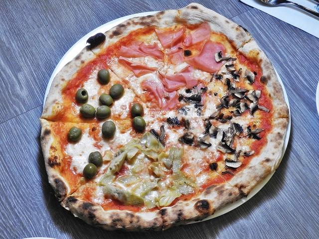 Le Tradizionali Pizze Stagioni