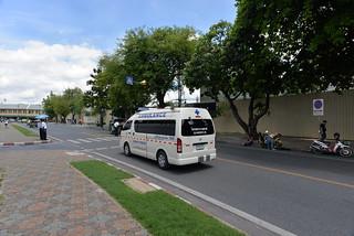 Ambulance Grand P BKK 6-5-17