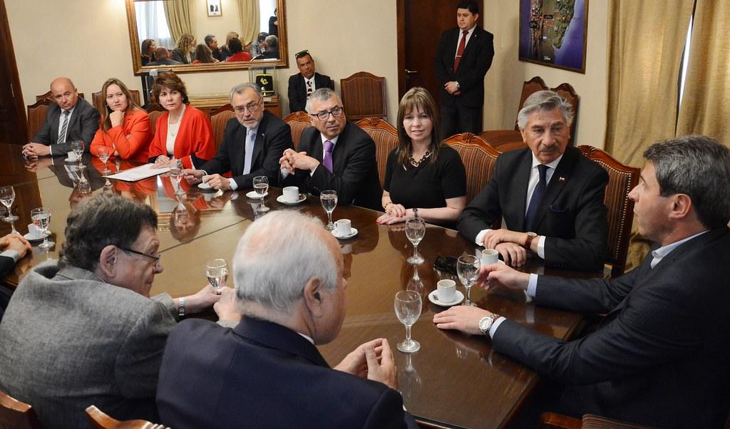 2018-10-09 PRENSA: Chile sera sede del II Congreso Binacional Científico