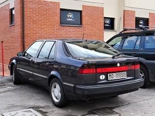 1993 Saab 9000 CSE