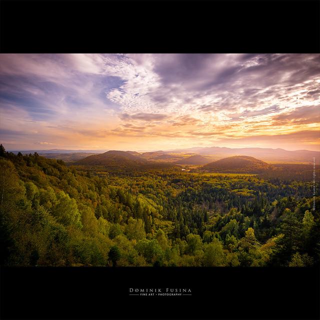 Les Volcans d'Auvergne   France