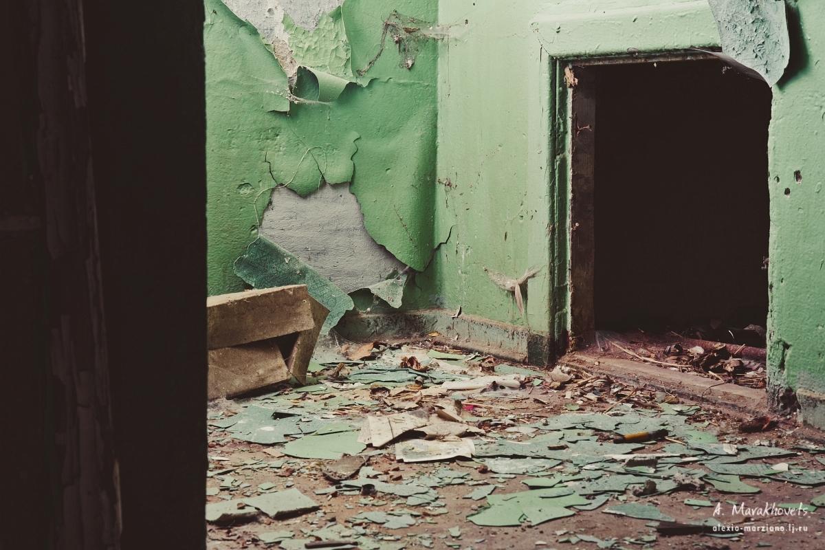 заброшенный военный городок, Германия, советская база, abandoned soviet military town, Germany
