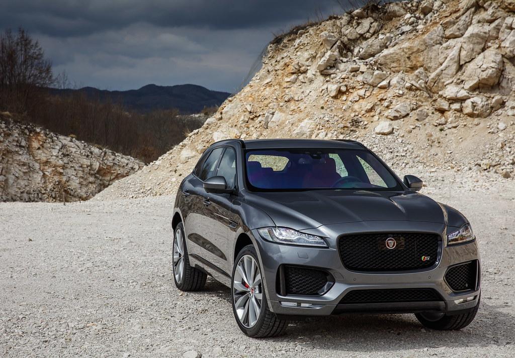 Comprar Jaguar F-Pace