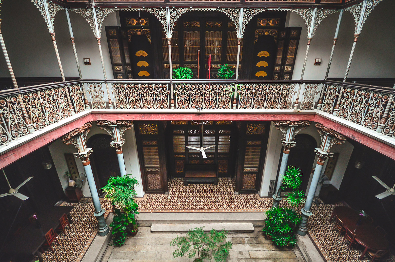 Cheong Fatt Tze Mansion, Penang 2018