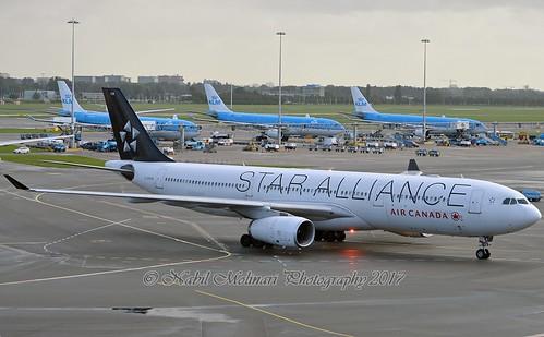 Aircraft: Star Alliance Schemes