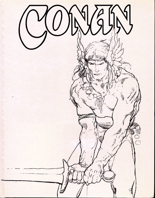 Conan de Roy Thomas y Barry Windsor Smith 01 -00-