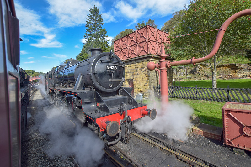 NYM - North Yorkshire Moors Railway (York Pass included)