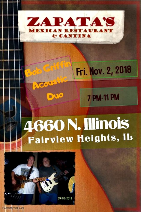 Bob Griffin Duo 11-2-18