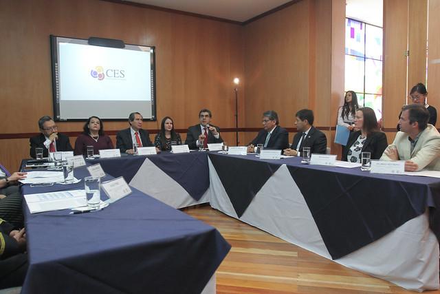 Firma de convenio marco de la Agenda Nacional de Investigación Educativa (ANIE)