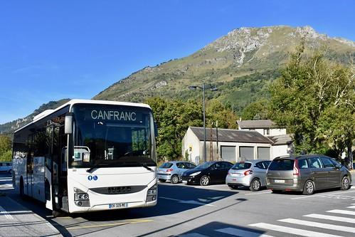 Bedous - Iveco Bus Crossway  - 02/10/18