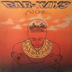 BAR-KAYS:AS ONE(JACKET A)