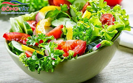 Ăn nhiều rau xanh giúp người tiểu đường tuýp 2 kiểm soát đường huyết hiệu quả