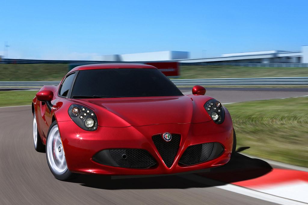 Comprar Alfa Romeo 4C
