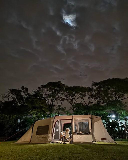 20181026 不露 會blue #歐北露 #ilovecamping #campinglife #攝手老戴 #truvii #十穗