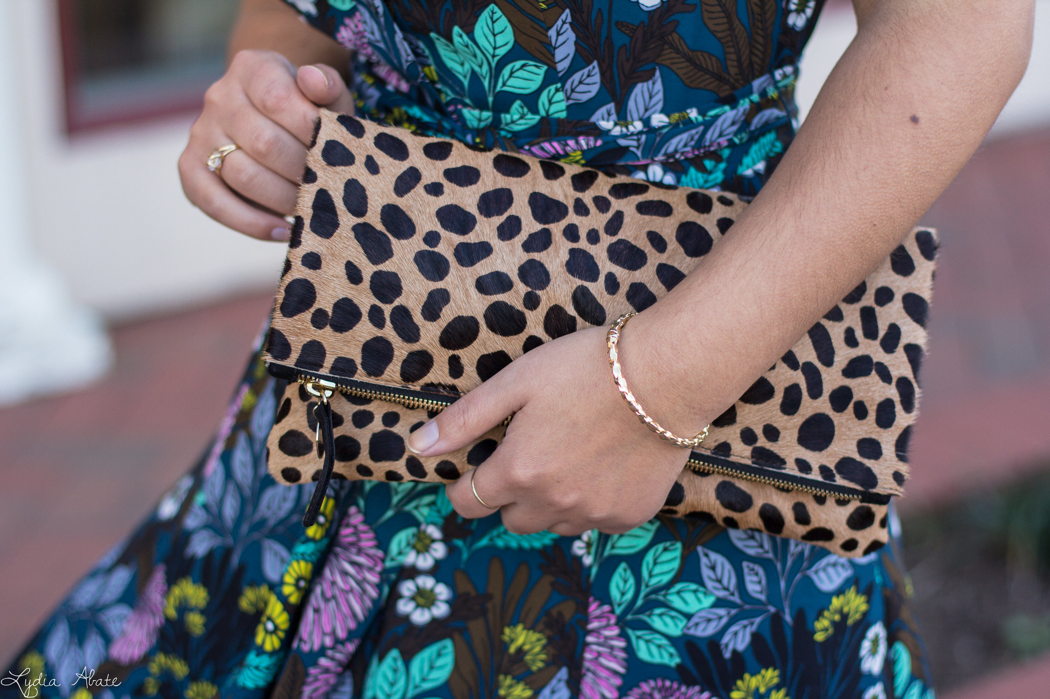 J.Crew X Abigail Borg shirtdress, leopard clutch, coach pumps-7.jpg