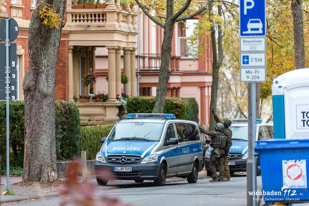 Polizeieinsatz Kapellenstr. 29.10.18