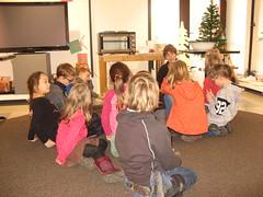 2018 - 12 Družina - 5. oddělení - Muzeum Kroměřížska - Vánoční program pro děti